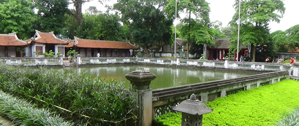 Hanoi Temple of Literature