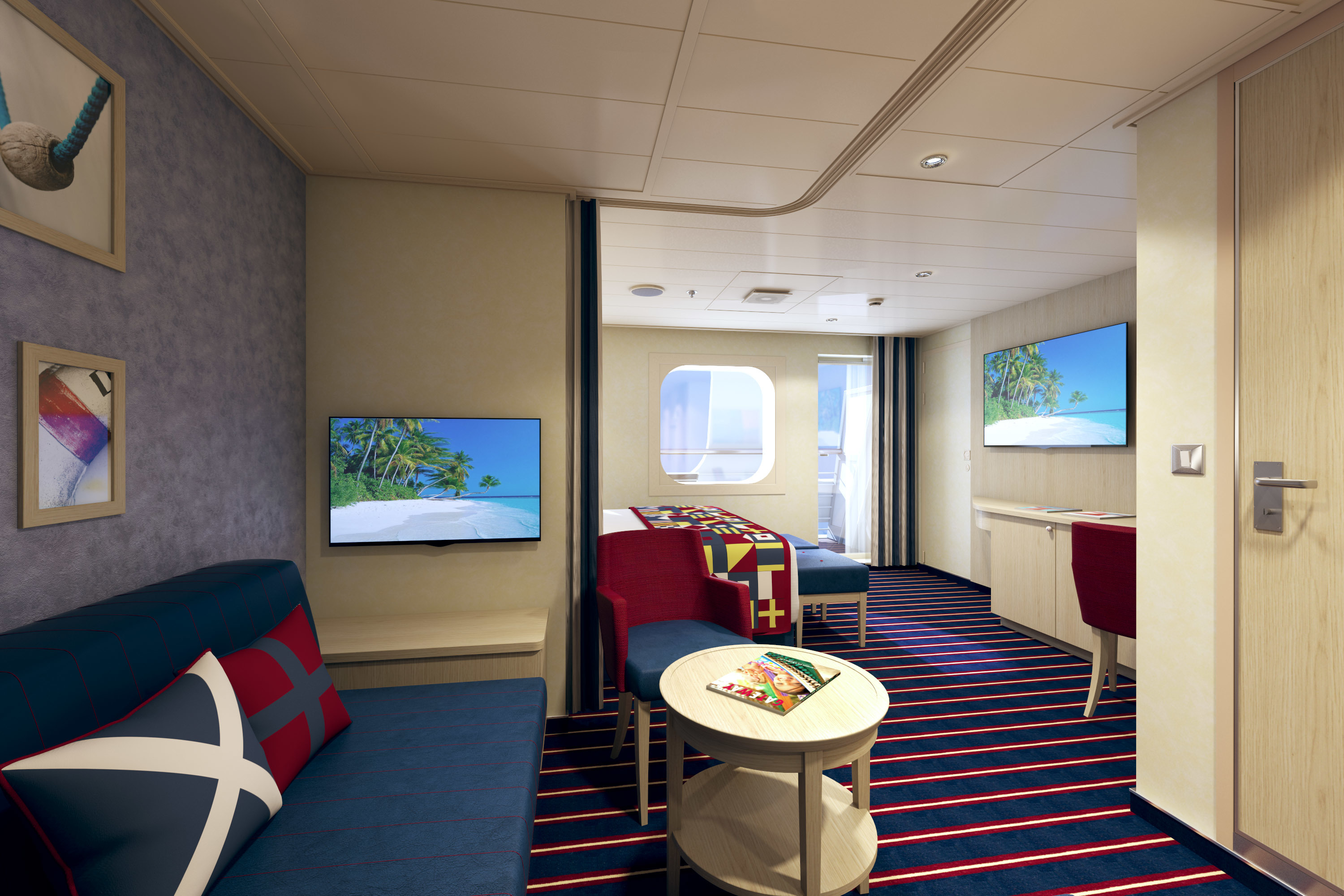 Carnival Vista A Preview Of Carnival S First Vista