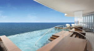 Explorer Spa Infinity Pool