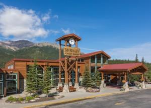 Holland America's McKinley Chalet Resort