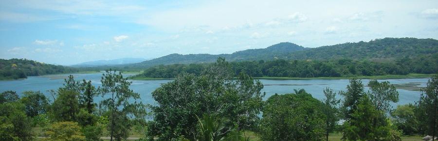 Gamboa Rainforest on a Panama Canal Cruise