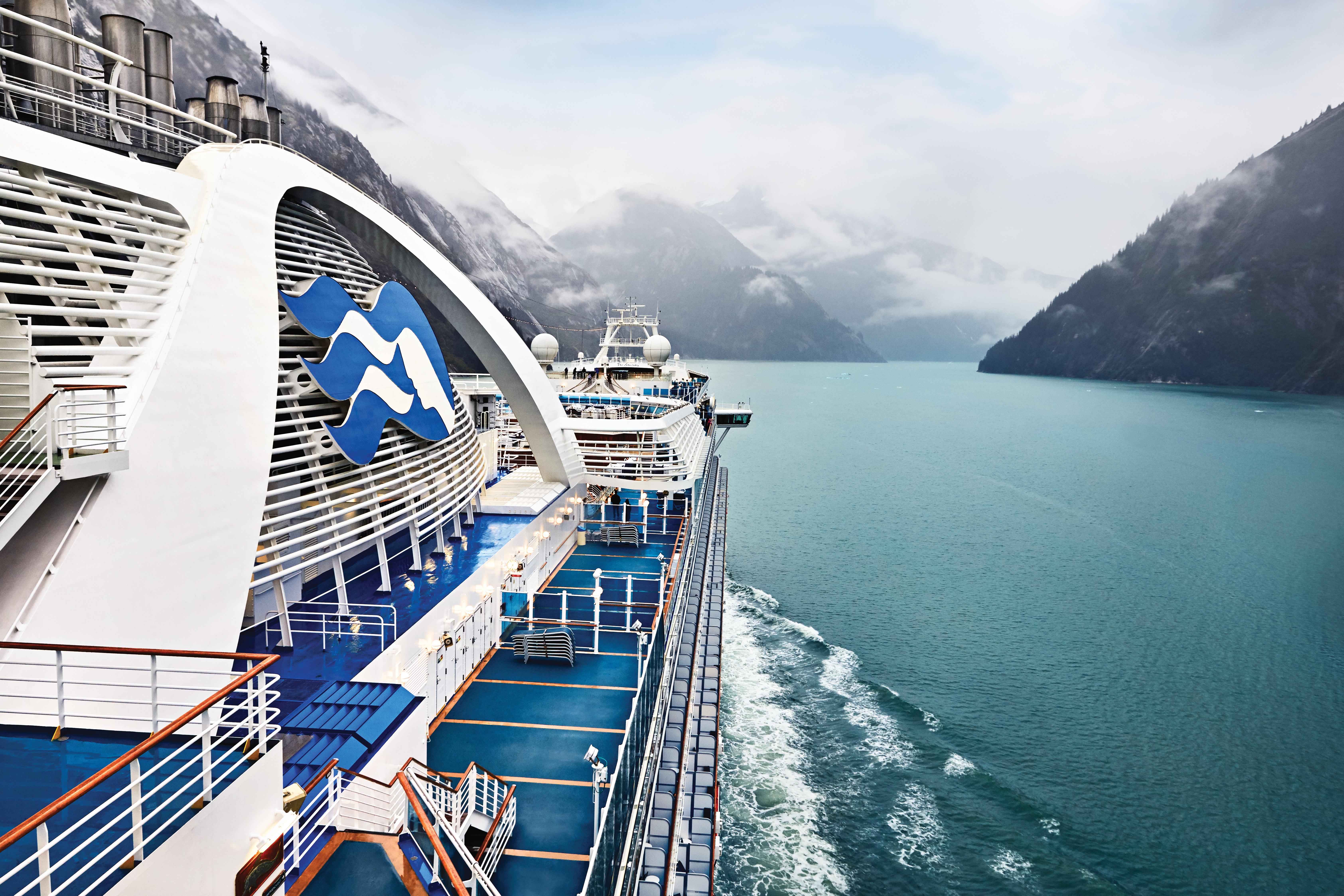 Visit Alaska With Princess Cruises