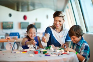 Kids Club on Celebrity Equinox