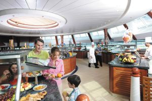 Dining on a Cuba Cruise