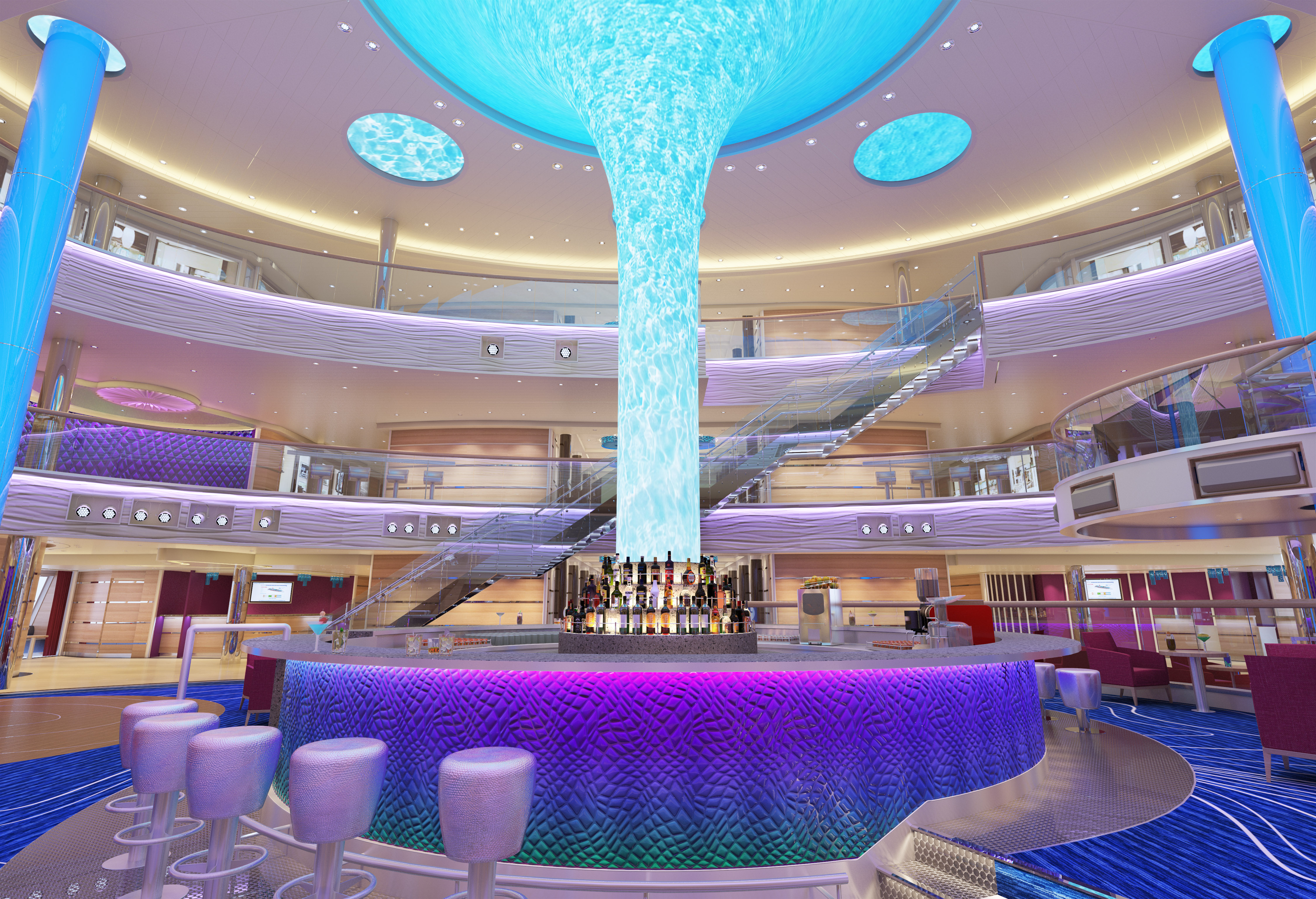 Previewing Carnival Cruise Line's