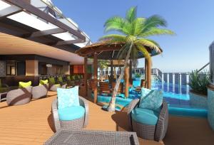 Carnival Horizon Havana Lounge