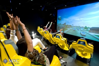 MSC Cruise Activities