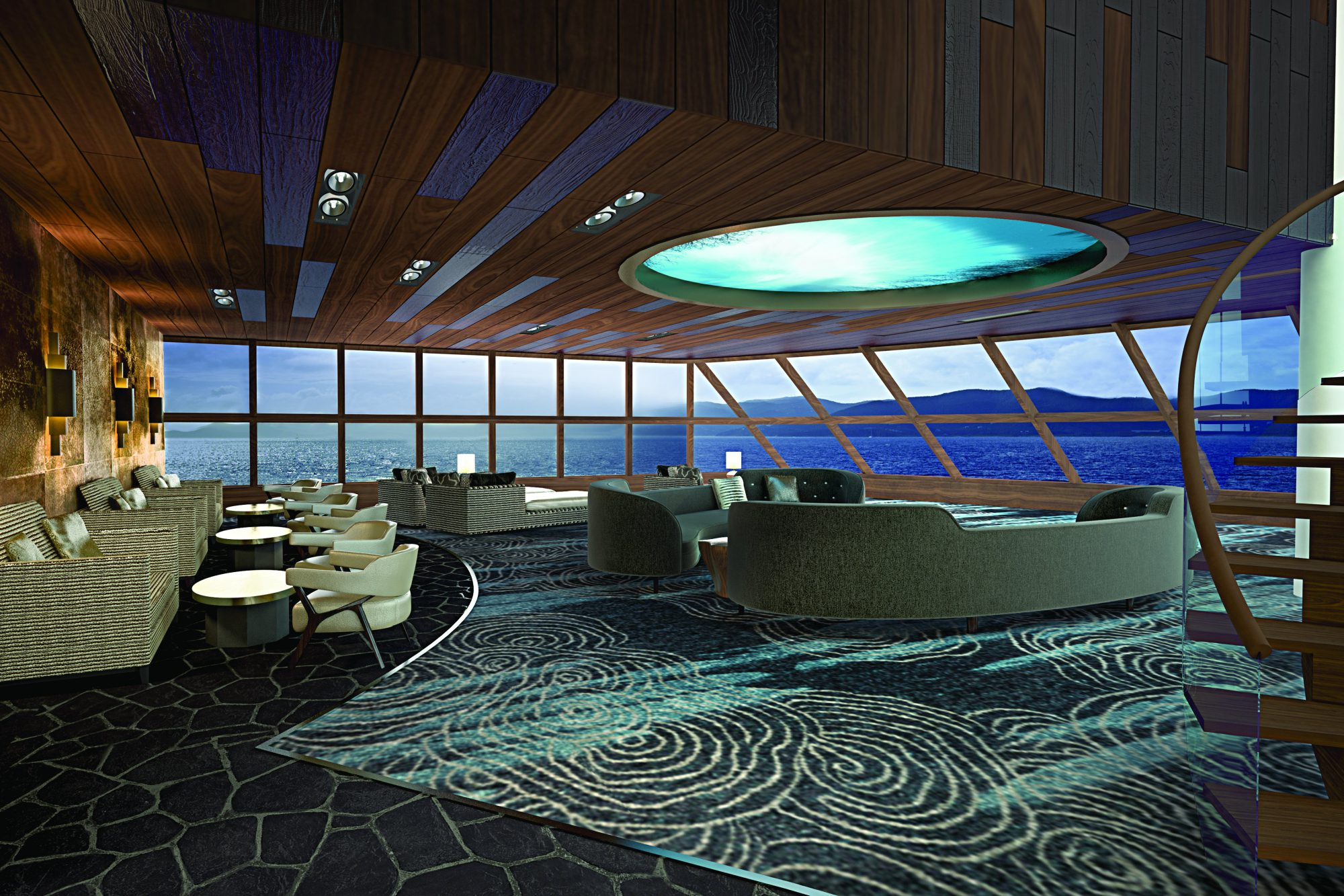 Norwegian Cruise Line S Norwegian Bliss Preview