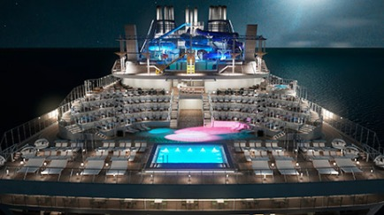 MSC Seaside_pool