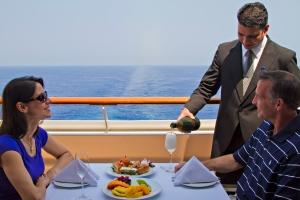 Dining on Azamara Club Cruises