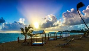 Sunrise on a Caribbean Cruise