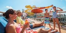 Carnival Cruise Line: Pool Activities