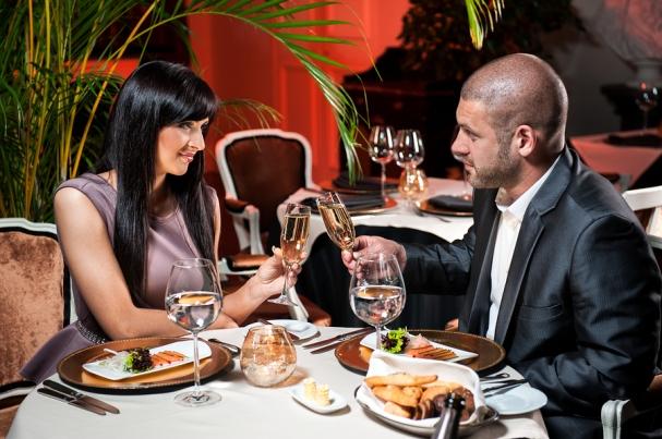 Cruise Dining on Transatlantic Cruise