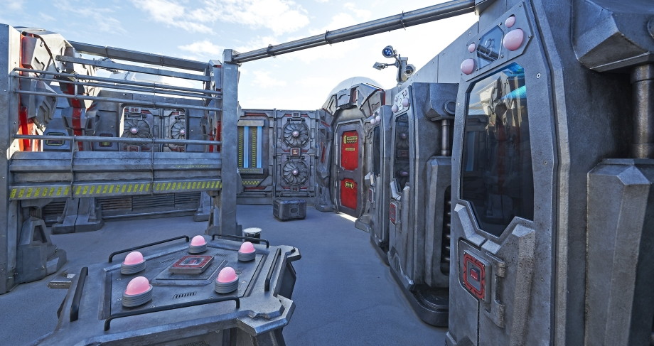 Laser Tag on Norwegian Bliss