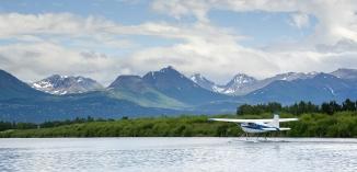 Float Plane AK