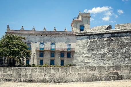 哈瓦那皇家富尔扎城堡