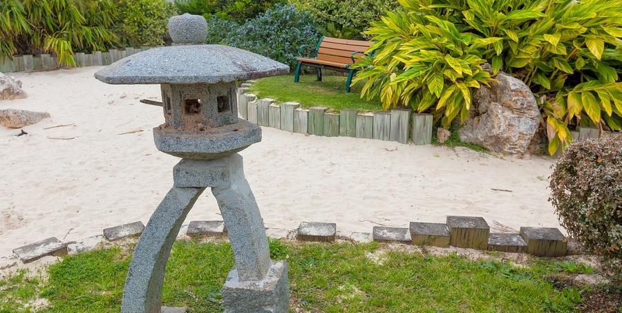 日本花园百慕大植物园